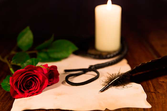 Carta para um amante