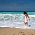 conhecer mulheres na praia